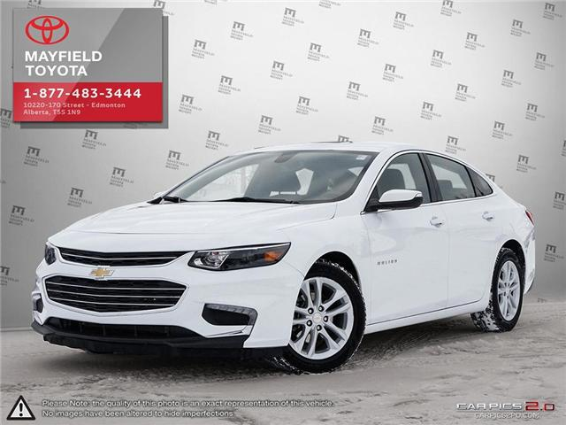 2018 Chevrolet Malibu LT (Stk: 194009) in Edmonton - Image 1 of 20