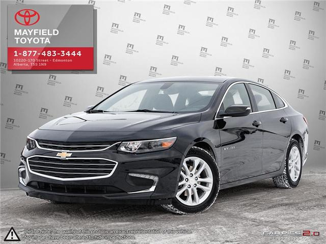 2018 Chevrolet Malibu LT (Stk: 194007) in Edmonton - Image 1 of 20