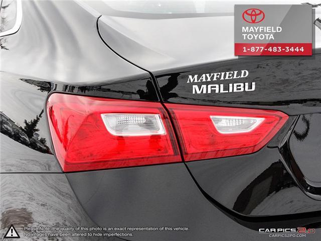 2018 Chevrolet Malibu LT (Stk: 194007) in Edmonton - Image 11 of 20