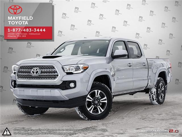 2016 Toyota Tacoma SR5 (Stk: 190236A) in Edmonton - Image 1 of 20