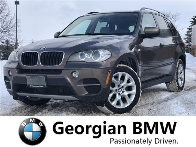 2013 BMW X5 xDrive35i (Stk: P1326-1) in Barrie - Image 1 of 12