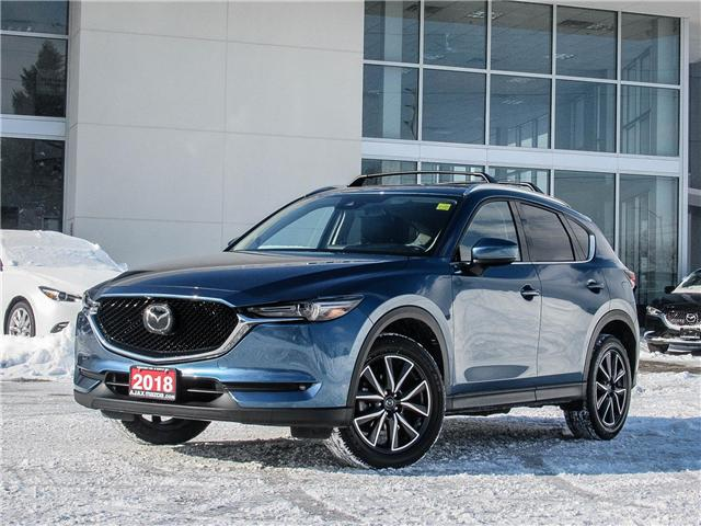 2018 Mazda CX-5 GT (Stk: P5043) in Ajax - Image 1 of 24