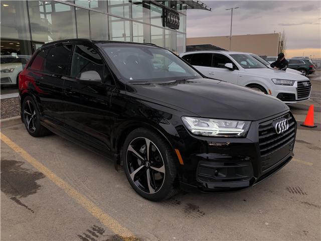 2018 Audi Q7 3.0T Technik (Stk: N4824) in Calgary - Image 1 of 25
