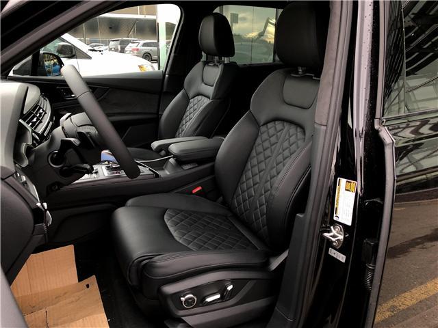 2018 Audi Q7 3.0T Technik (Stk: N4824) in Calgary - Image 9 of 25