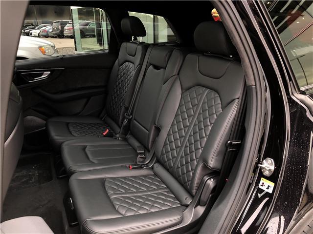 2018 Audi Q7 3.0T Technik (Stk: N4824) in Calgary - Image 11 of 25