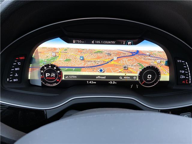 2018 Audi Q7 3.0T Technik (Stk: N4824) in Calgary - Image 15 of 25