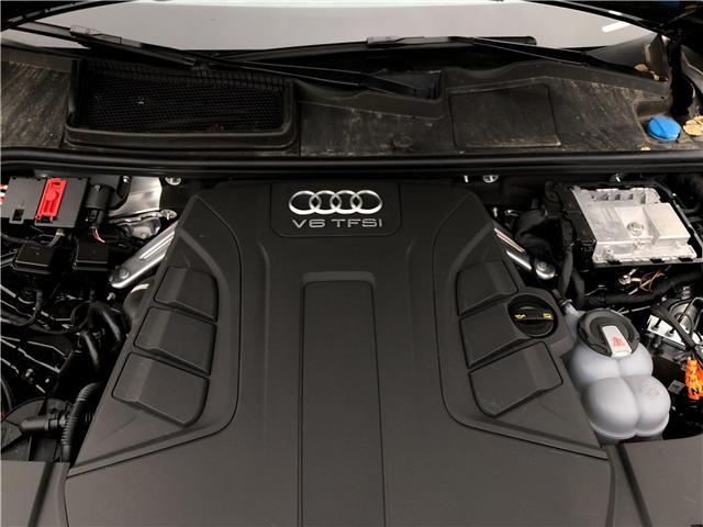 2018 Audi Q7 3.0T Technik (Stk: N4824) in Calgary - Image 25 of 25