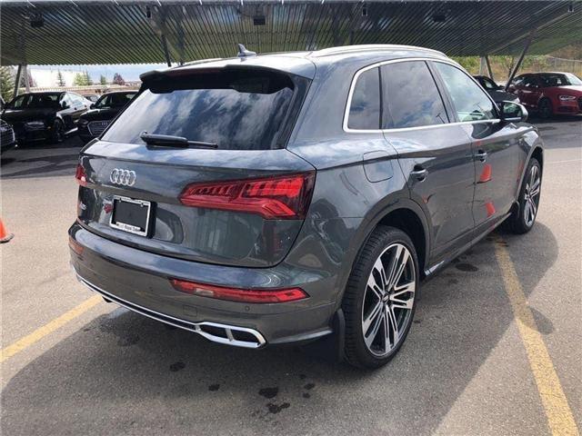 2018 Audi SQ5 3.0T Technik (Stk: N4864) in Calgary - Image 4 of 23