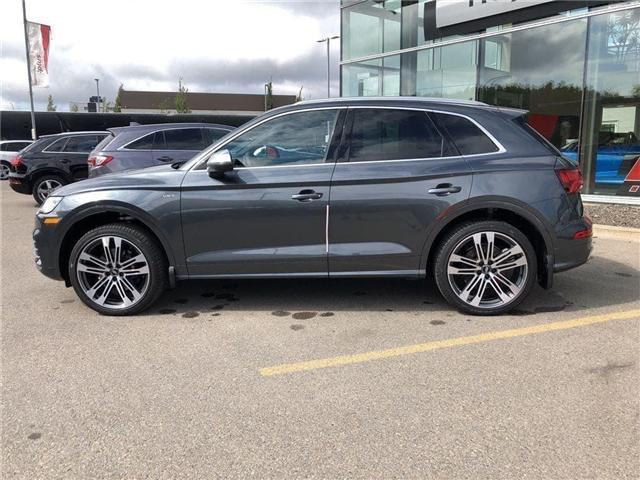 2018 Audi SQ5 3.0T Technik (Stk: N4864) in Calgary - Image 7 of 23