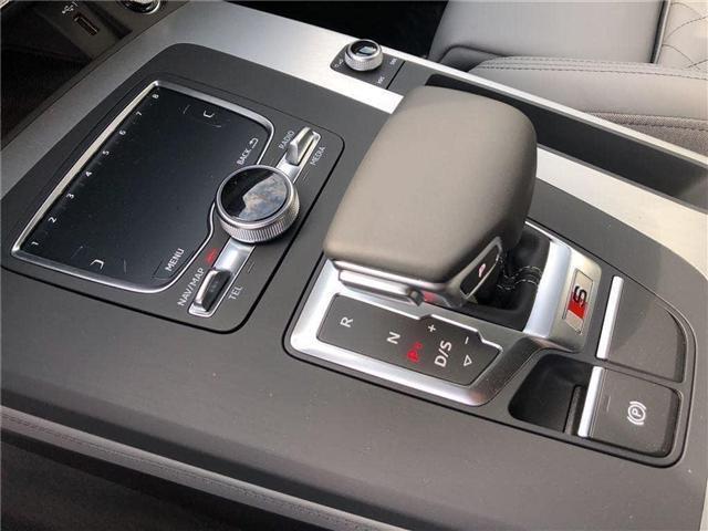 2018 Audi SQ5 3.0T Technik (Stk: N4864) in Calgary - Image 13 of 23