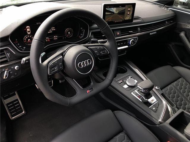 2018 Audi RS 5 2.9 (Stk: N4888) in Calgary - Image 7 of 20