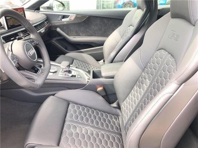 2018 Audi RS 5 2.9 (Stk: N4888) in Calgary - Image 8 of 20