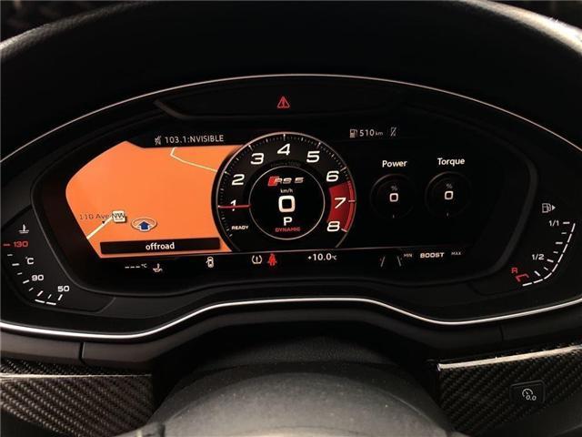 2018 Audi RS 5 2.9 (Stk: N4888) in Calgary - Image 12 of 20