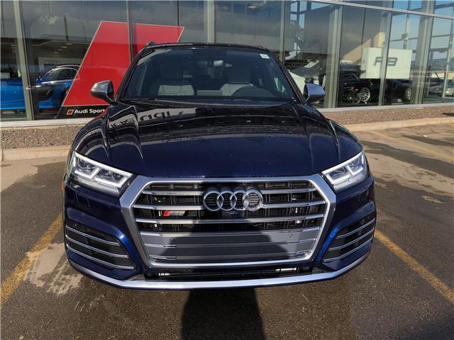 2018 Audi SQ5 3.0T Technik (Stk: N4933) in Calgary - Image 2 of 24