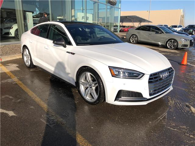 2018 Audi A5 2.0T Technik (Stk: N4919) in Calgary - Image 1 of 24
