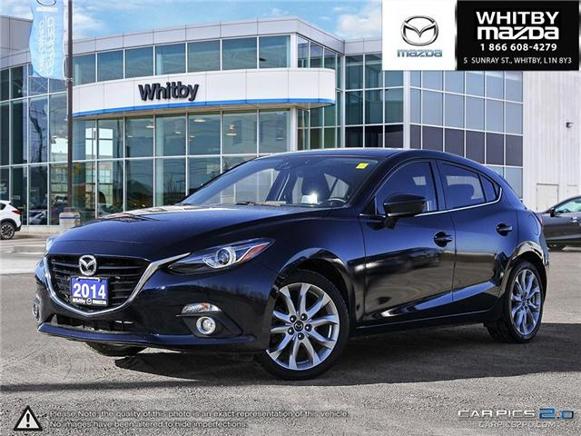 2014 Mazda Mazda3 GT-SKY (Stk: 180748A) in Whitby - Image 1 of 27
