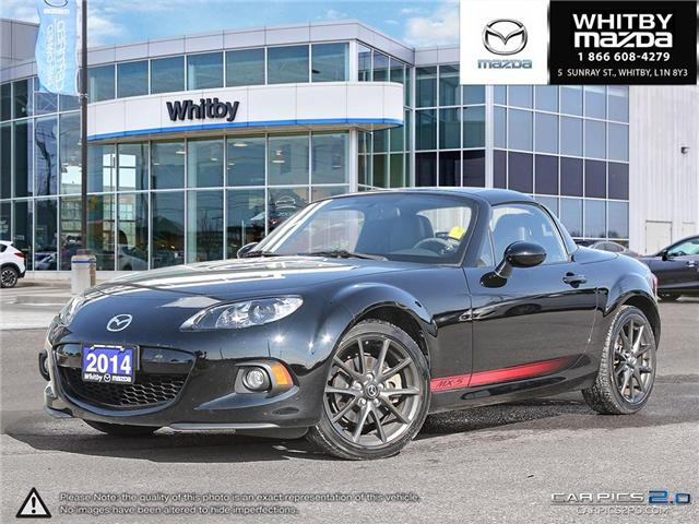 2014 Mazda MX-5 GS (Stk: 180856B) in Whitby - Image 1 of 27