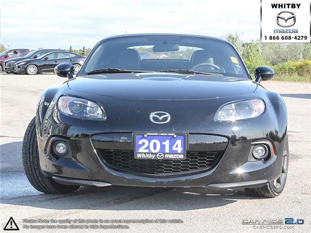 2014 Mazda MX-5 GS (Stk: 180856B) in Whitby - Image 2 of 27