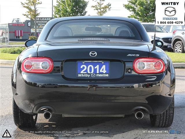 2014 Mazda MX-5 GS (Stk: 180856B) in Whitby - Image 5 of 27