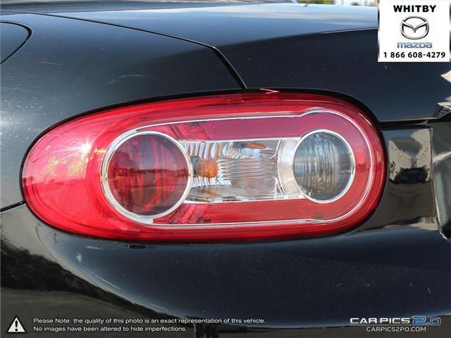 2014 Mazda MX-5 GS (Stk: 180856B) in Whitby - Image 12 of 27