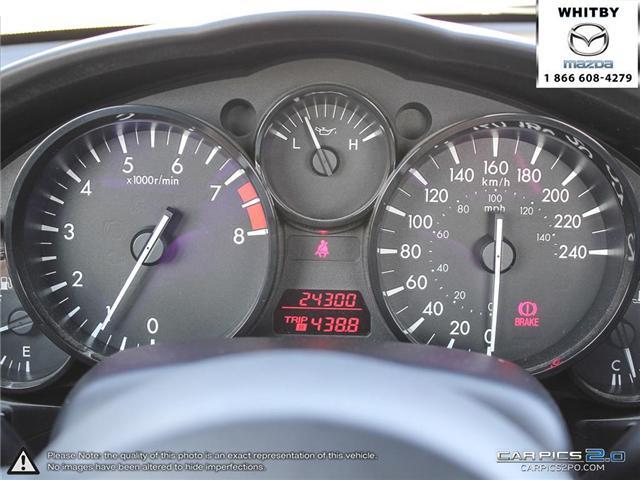 2014 Mazda MX-5 GS (Stk: 180856B) in Whitby - Image 15 of 27
