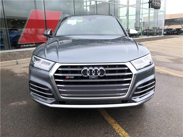 2018 Audi SQ5 3.0T Technik (Stk: N4936) in Calgary - Image 2 of 22