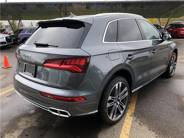 2018 Audi SQ5 3.0T Technik (Stk: N4936) in Calgary - Image 4 of 22