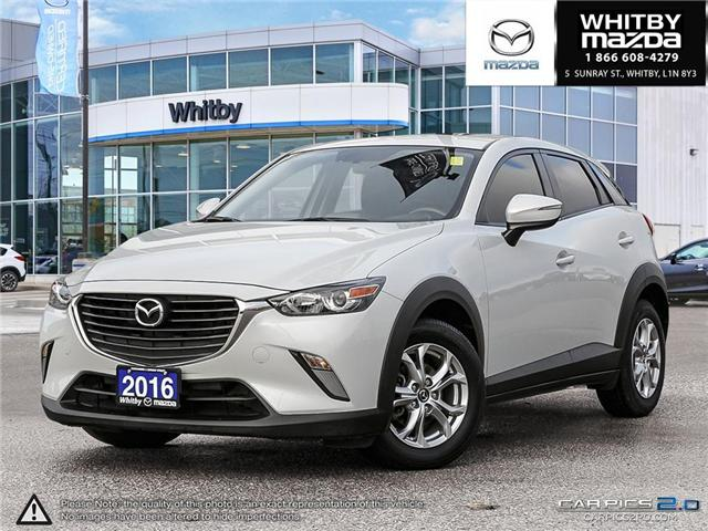2016 Mazda CX-3 GS (Stk: 180615B) in Whitby - Image 1 of 27