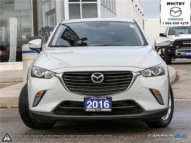 2016 Mazda CX-3 GS (Stk: 180615B) in Whitby - Image 2 of 27