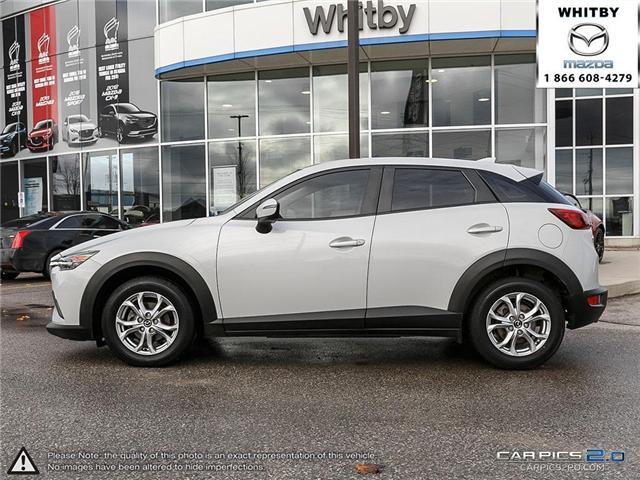 2016 Mazda CX-3 GS (Stk: 180615B) in Whitby - Image 3 of 27
