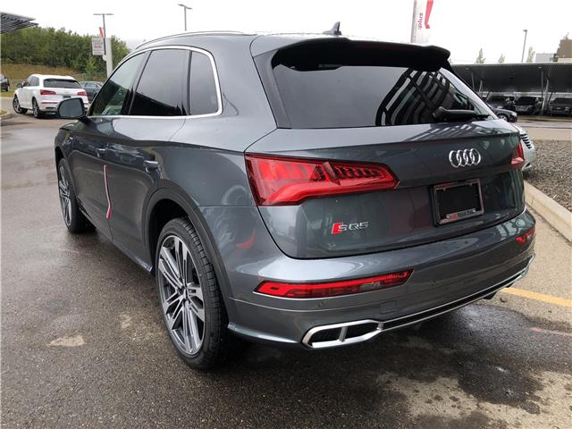2018 Audi SQ5 3.0T Technik (Stk: N4936) in Calgary - Image 6 of 22