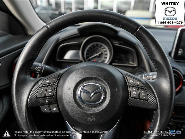 2016 Mazda CX-3 GS (Stk: 180615B) in Whitby - Image 14 of 27