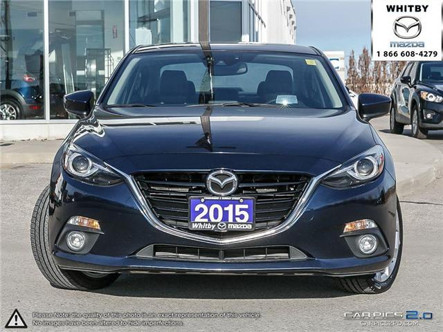 2015 Mazda Mazda3 GT (Stk: P17401) in Whitby - Image 2 of 27
