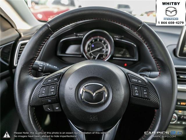 2015 Mazda Mazda3 GT (Stk: P17401) in Whitby - Image 14 of 27