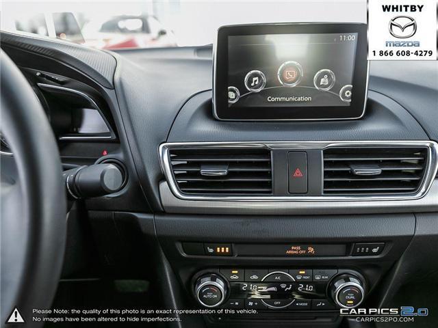 2015 Mazda Mazda3 GT (Stk: P17401) in Whitby - Image 19 of 27