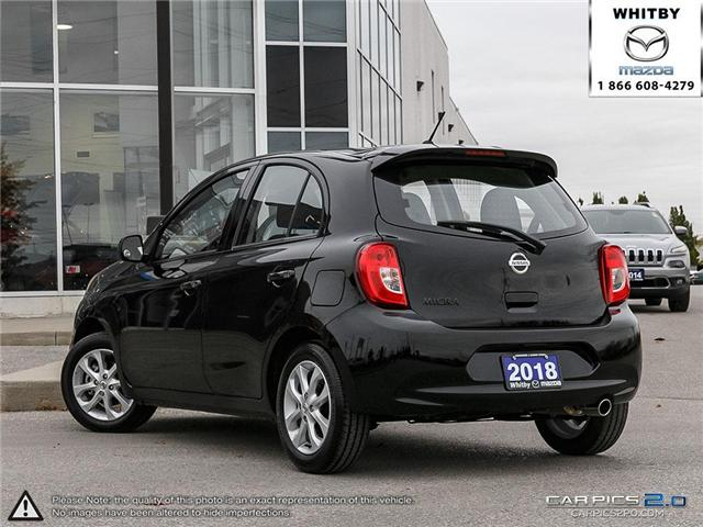 2018 Nissan Micra SV (Stk: 180664A) in Whitby - Image 4 of 27
