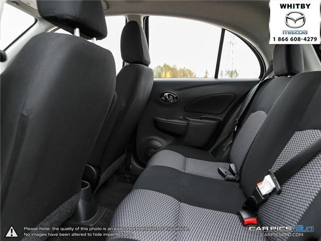 2018 Nissan Micra SV (Stk: 180664A) in Whitby - Image 23 of 27
