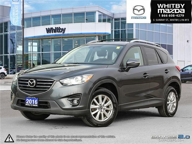 2016 Mazda CX-5 GS (Stk: P17284) in Whitby - Image 1 of 27