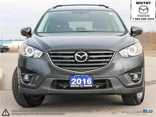 2016 Mazda CX-5 GS (Stk: P17284) in Whitby - Image 2 of 27