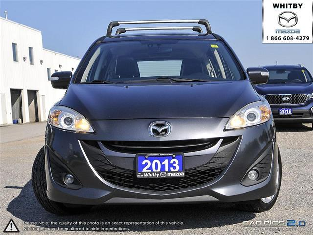 2013 Mazda Mazda5 GT (Stk: 180807A) in Whitby - Image 2 of 27