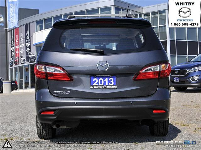 2013 Mazda 5 GT (Stk: 180807A) in Whitby - Image 5 of 27