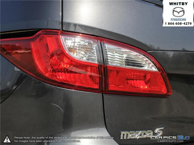 2013 Mazda 5 GT (Stk: 180807A) in Whitby - Image 12 of 27