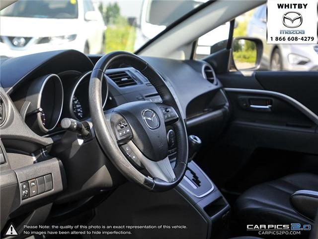 2013 Mazda 5 GT (Stk: 180807A) in Whitby - Image 13 of 27