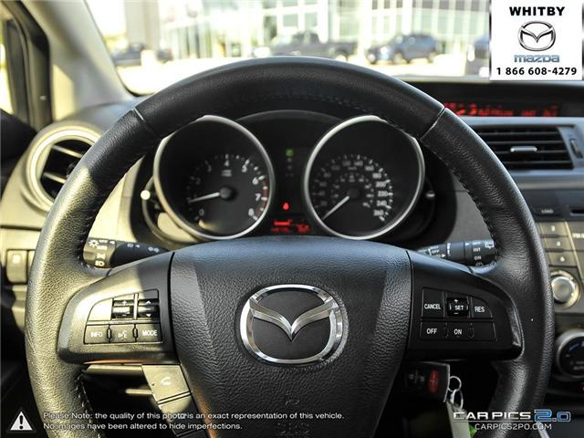 2013 Mazda 5 GT (Stk: 180807A) in Whitby - Image 14 of 27