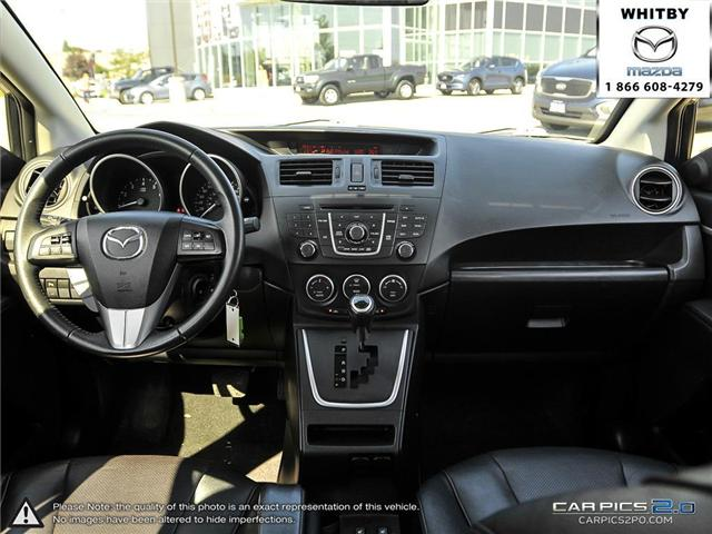 2013 Mazda 5 GT (Stk: 180807A) in Whitby - Image 25 of 27