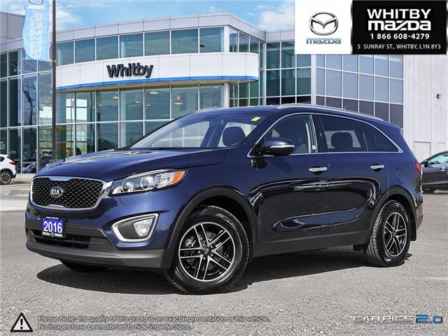 2016 Kia Sorento 2.4L LX (Stk: 180661A) in Whitby - Image 1 of 27