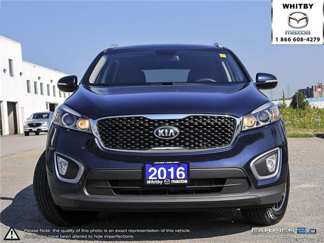 2016 Kia Sorento 2.4L LX (Stk: 180661A) in Whitby - Image 2 of 27