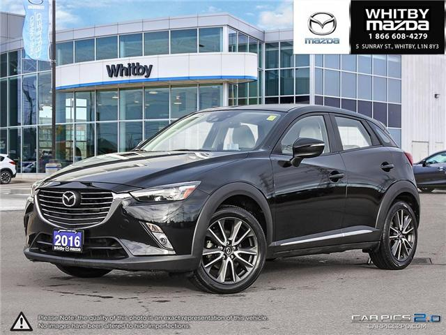 2016 Mazda CX-3 GT (Stk: P17398) in Whitby - Image 1 of 27