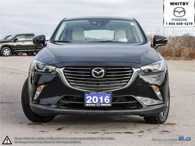 2016 Mazda CX-3 GT (Stk: P17398) in Whitby - Image 2 of 27