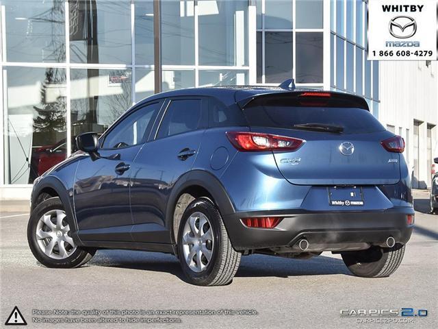 2019 Mazda CX-3 GX (Stk: P17395) in Whitby - Image 4 of 27